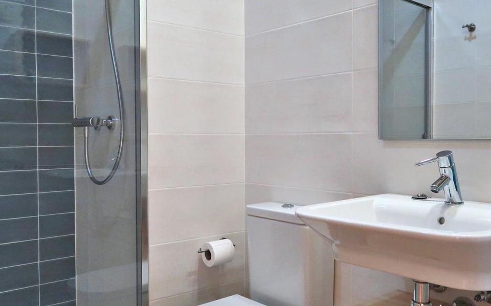 casa rural vilaplana baix camp baño nuevo